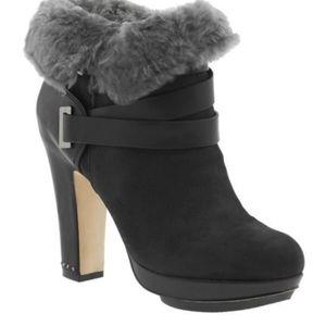 BCBGMAXAZRIA Ma Mary 1 Ankle Boots black heels